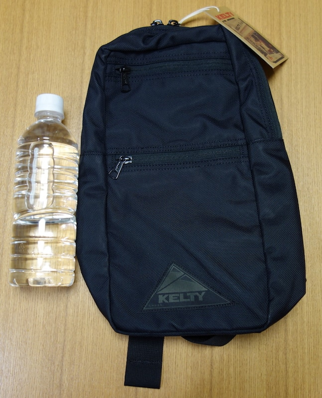 KELTY Urban Box One Shoulder 2592157を触ってレビュー