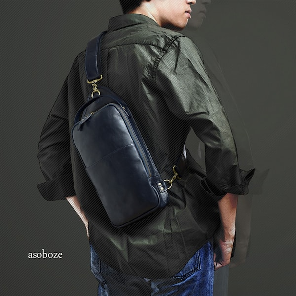 30代男性のボディバッグ-おすすめブランドから選び方まで!