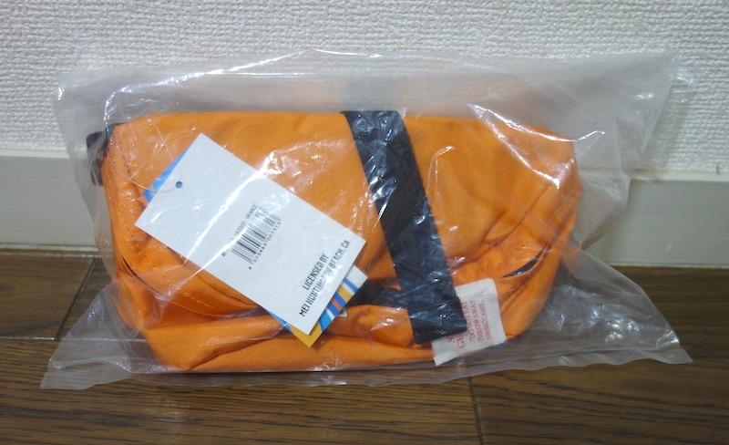 MEI minimum bodybag MEI-000-183302を触ってレビュー