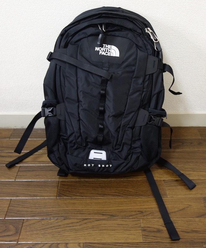 The North Face HOT SHOT CL NM71862を触ってレビュー