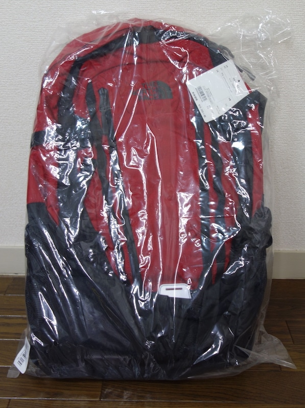 The North Face BIG SHOT CL NM71861を触ってレビュー