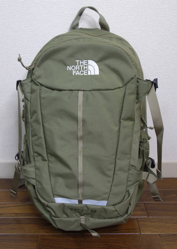The North Face Vostok28 NM71401を触ってレビュー