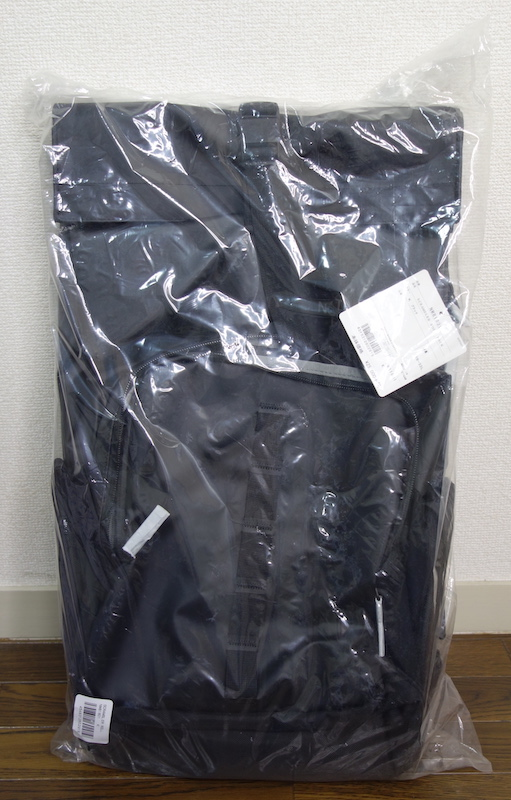 The North Face Scrambler Roll Pack  NM81801を触ってレビュー